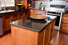 Kitchen Island Calgary Granite Countertops Calgary Quartz Dauter Stone Inc