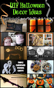 31 days of halloween day 4 diy halloween decor mylitter