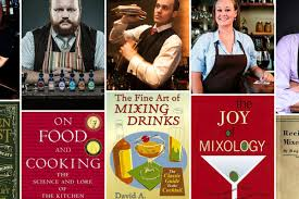 the best cocktail books bartenders pick their favorites eater