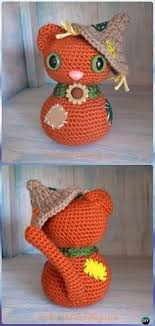 amigurumi witch pattern crochet amigurumi halloween cat in hat free pattern crochet