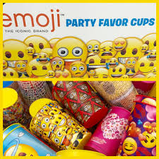 favor cups emoji party favor cups emoji party supplies janet flickr