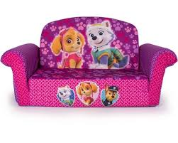 disney princess kids flip out couch ultramodern full size of sofas