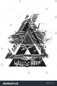 halloween 1978 background vector halloween holidays background print poster stock vector