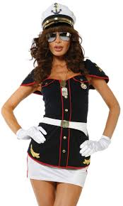 Navy Halloween Costumes Voyage Vixen Navy Costume 66 99 Costume Land