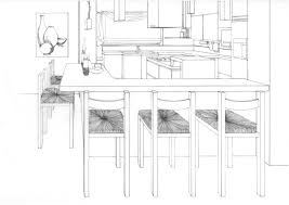 Kitchen Drawings Kitchen Design Drawing Fabulous Home Design