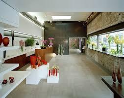 modern flower shop search display design