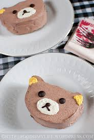cuteness rilakkuma mini cakes