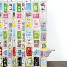 teen shower curtains u2013 itsfashion club