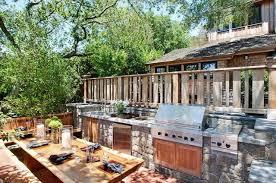 idee cuisine ext駻ieure cuisine extérieure des idées d aménagement sympas