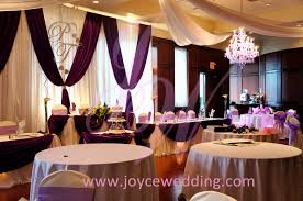 Purple Dining Room Ideas by Purple Themed Wedding Reception Ideas Gallery Wedding Decoration