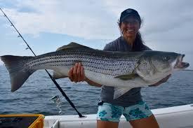 celebrating girls who fish amberjack