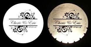 wedding gobo templates custom gobo design l a color pros
