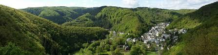 Bad Bertrich Kurhotel Quellenhof Wandern