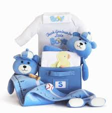 goodness for baby boy gift basket from silly phillie