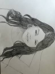 selena gomez drawing madmollyartist 2017 nov 11 2011