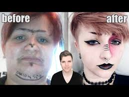 ugly to pretty before after makeup onision subscriber edition