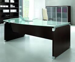 Glass Desk Office Furniture Executive Glass Office Desk Furniture Executive Modern Glass