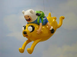 look adventure time macy s thanksgiving day parade float