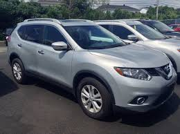 nissan rogue sv 2016 used 2016 nissan rogue sv awd bluetooth mags cruise in