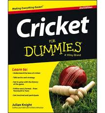 holidays for dummies my study for the holidays 3 l0ve cricket