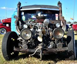 in photos daytona hosts 43rd annual turkey run car show wuft news