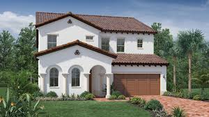 Spanish Colonial Homes by Royal Cypress Preserve Quick Delivery Home Madeira Fl Spanish