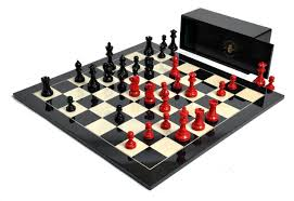 the grandmaster regal series chess set and board combination