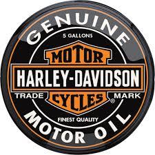 harley davidson oil can logo bar light www kotulas com free