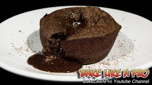 molten chocolate lava cakes recipe cupcake tins youtube