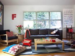 Tips For Creating A FamilyFriendly Living Room HGTV - Kid friendly family room