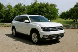 volkswagen atlas interior first drive 2018 volkswagen atlas automotive news and advice