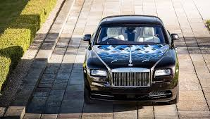 roll royce vietnam cars that rock rolls royce wraith inspired by british music