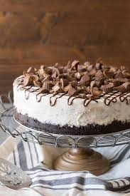 peanut butter cup ice cream cake lovely kitchen