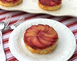 from which things grow chew on this plum upside down cakes
