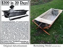 antique folding bathtub ready for for primetime u2013 the tiny life