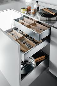 High Line Kitchen Pull Out Wire Basket Drawer How To Organise Your Kitchen Space Products Arclinea