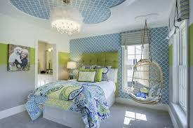 blue quatrefoil wallpaper quatrefoil wallpaper contemporary girl s room great