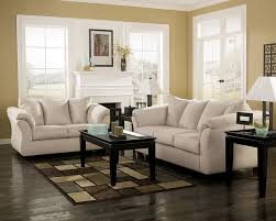 Living Spaces Bedroom Sets by Ashley Furniture Living Spaces Darcy Stone Sofa U0026 Loveseat