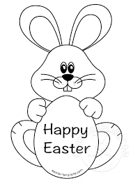 easter easter bunny happy easter easter template