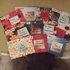 2 year anniversary ideas him brianne open when letters i made for for our 2 year