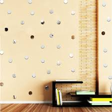 online get cheap modern silver round wall decor aliexpress com
