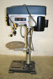 Oliver Table Saw by Ryobi Dp121l Infinite Variable Speed Bench Drill Press W Laser