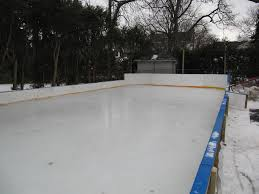 Backyard Ice Rink Kits by Backyard Ice Rink Chiller Outdoor Furniture Design And Ideas
