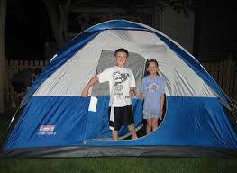 Camping In The Backyard Tips For A Perfect Backyard Campout Chocolate Cake Moments