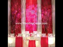 wedding backdrop simple simple wedding backdrop decor ideas