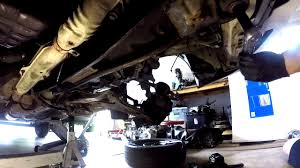 n16 nissan sentra pulsar gearbox removal youtube