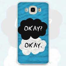 okay phone the fault in our okay okay phone cover for samsung
