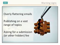 Vanity Publisher Definition Perish Even If You Publish The Problem Of U0027predatory U0027 Publishers