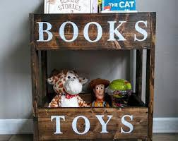 Baby Nursery Bookshelf Book Shelf Baby Nursery Bookcase Book Bin Kids Storage