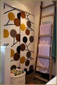Shower Curtain For Closet Door Closet Door Alternatives Ideas Khosrowhassanzadeh
